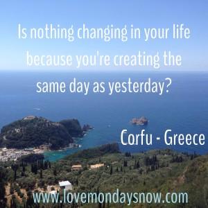 Life Coach Melbourne - Corfu Greece