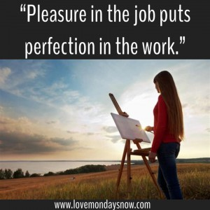 Quote - Love Your Job